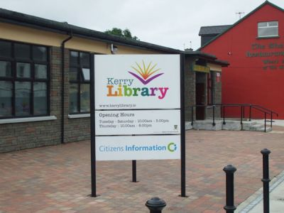 Refurbishment of Cahersiveen Library